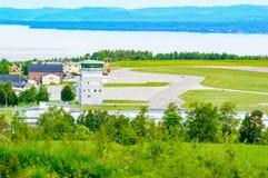 Aéroport de Froso Photographie stock libre de droits