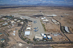 Aéroport de Gateway Images libres de droits
