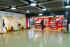 Aéroport de Genève Photo libre de droits