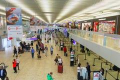 Aéroport de Genève Image stock