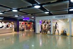 Aéroport de Genève Images stock