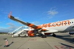 Aéroport de Genève Photos libres de droits