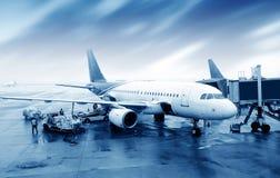 Aéroport de Guangzhou Images libres de droits