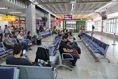 Aéroport de Guarulhos Image libre de droits