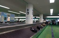 Aéroport de Haneda à Tokyo, Japon Photo stock