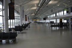 Aéroport de Heathrow - terminal 2 Photographie stock libre de droits