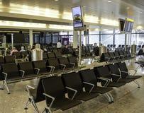 Aéroport de Heathrow - terminal 2 Images stock