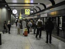 Aéroport de Heathrow - terminal 5 Image libre de droits