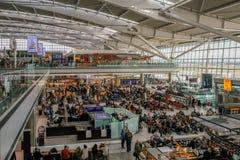 Aéroport de Heathrow, terminal 5 Image libre de droits
