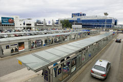 Aéroport de Helsinki Photos libres de droits