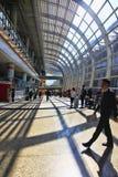 Aéroport de Hong Kong Images libres de droits
