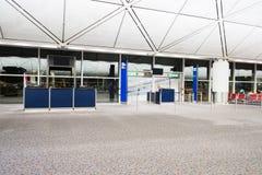Aéroport de Hong Kong Photographie stock