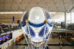 Aéroport de Hong Kong Image libre de droits