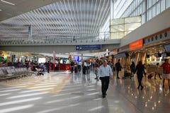 Aéroport de Hong Kong Photographie stock libre de droits
