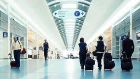 Aéroport de Jacksonville la Floride Images stock