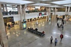 Aéroport de Jerez Images libres de droits
