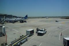 Aéroport 14 de JFK Image libre de droits