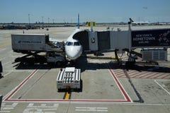 Aéroport 17 de JFK Image libre de droits