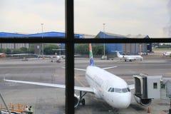 Aéroport de Johannesburg, Afrique du Sud Photographie stock libre de droits
