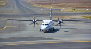 Aéroport de Johannesburg Tambo Photographie stock