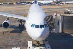 Aéroport de Johannesburg Tambo Photographie stock libre de droits