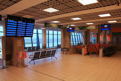 Aéroport de Katowice Photos stock