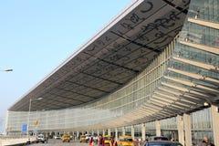 Aéroport de Kolkata Photo stock