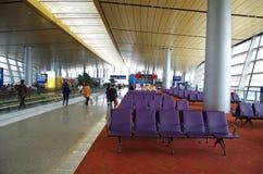 Aéroport de Kunming, Chine Photos stock