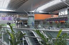 Aéroport de Kyiv, Boryspil Images libres de droits