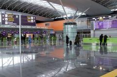 Aéroport de Kyiv, Boryspil Image libre de droits