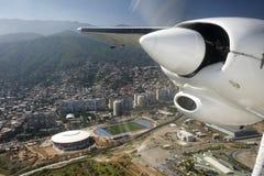 AÉROPORT DE L'AMÉRIQUE DU SUD VENEZUELA CARACAS Photographie stock