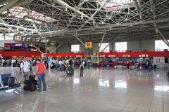 Aéroport de La Havane, Cuba Photos libres de droits