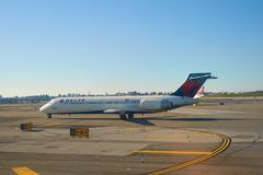 Aéroport de LaGuardia Photos libres de droits