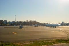 Aéroport de LaGuardia Image stock