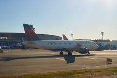 Aéroport de LaGuardia Photo libre de droits