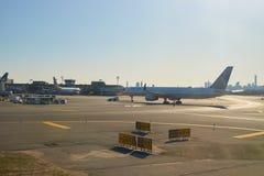 Aéroport de LaGuardia Photos stock