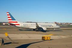 Aéroport de LaGuardia Photographie stock