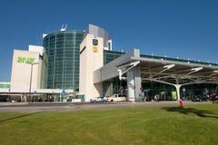 Aéroport de Lisbonne Photos libres de droits