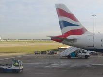 Aéroport de Londres Heathrow Images stock