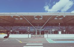 Aéroport de Londres Stansted Photos stock