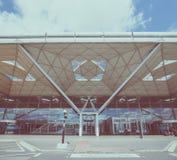 Aéroport de Londres Stansted Photographie stock
