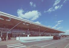 Aéroport de Londres Stansted Photographie stock libre de droits