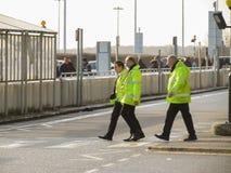 Aéroport de Londres Stansted Photo stock