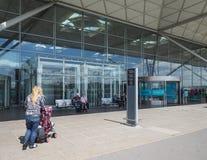 Aéroport de Londres Stansted Photo libre de droits