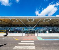 Aéroport de Londres Stansted, hdr Image libre de droits