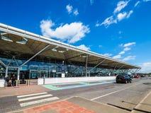 Aéroport de Londres Stansted, hdr Photos libres de droits