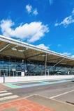 Aéroport de Londres Stansted (hdr) Image libre de droits