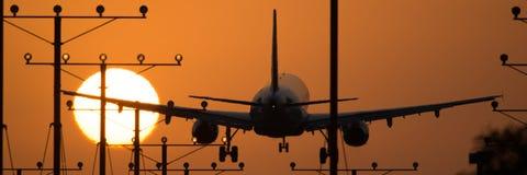 Aéroport de Los Angeles Images stock