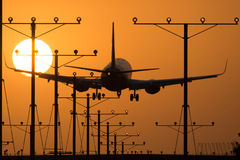 Aéroport de Los Angeles Image stock