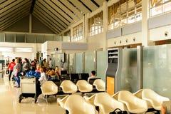 Aéroport de Luang Probang, Laos Image libre de droits
